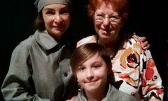 Uhraufführung der Holocaust-Drama: Die Kinder der toten Stadt